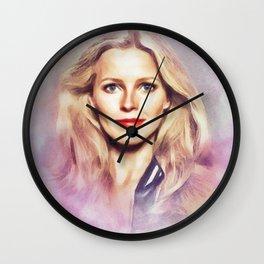 Cheryl Ladd, Actress Wall Clock