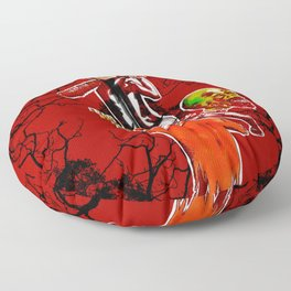 SS Floor Pillow