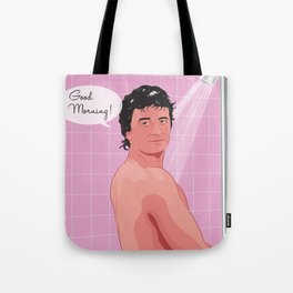 Bobby Ewing shower Tote Bag