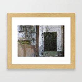 A view on the past - Okunoshima Japan Framed Art Print