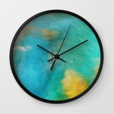 fantasy storm °1  Wall Clock