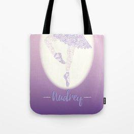Audrey Dance Bag Tote Bag
