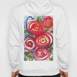 Floral I Hoody
