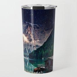 Mountain Life Travel Mug