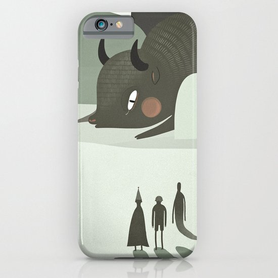 so they went to where the buffalos roamed. iPhone & iPod Case
