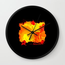 Wuns Wall Clock
