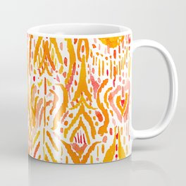 WARRIOR FIRE TRIBAL Coffee Mug