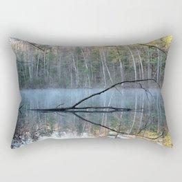 Reflections at Bluegill Pond Rectangular Pillow