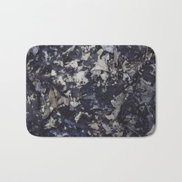 thoughts scattered across the stars Bath Mat