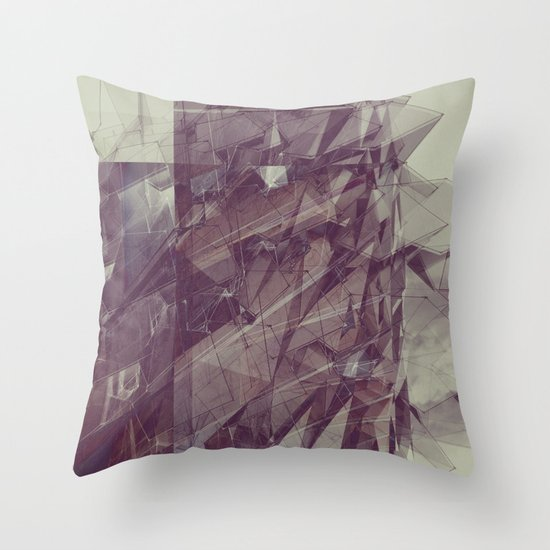 AIR~ Throw Pillow