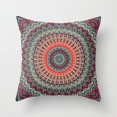 Mandala 300 Throw Pillow