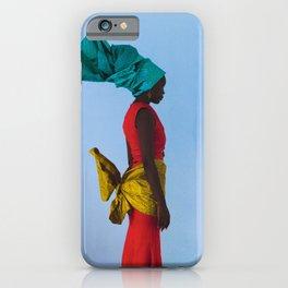 Her Sky. iPhone Case