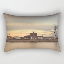 Scituate Harbor Lighthouse Rectangular Pillow