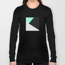 Minimal Geometry II Long Sleeve T-shirt