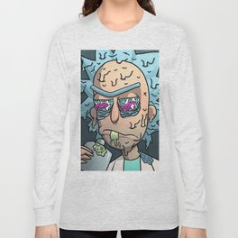 Wubba Lubba Drip Drip Long Sleeve T-shirt