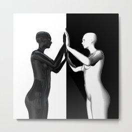Duality I Metal Print