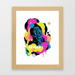 Soul Activism :: James Brown Framed Art Print