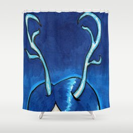 Fawn 6 Shower Curtain