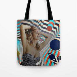 Another Girl, Another Planet Tote Bag