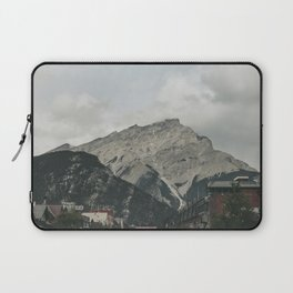 Downtown Banff Laptop Sleeve