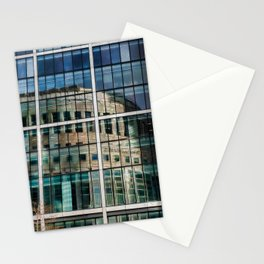 London Photography Canary Wharf Reuters Stationery Cards