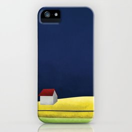 Simple Housing | A night in the life iPhone Case