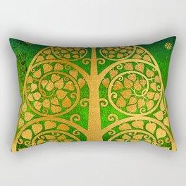 Bodhi Tree0505 Rectangular Pillow