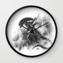The Big Chap Wall Clock