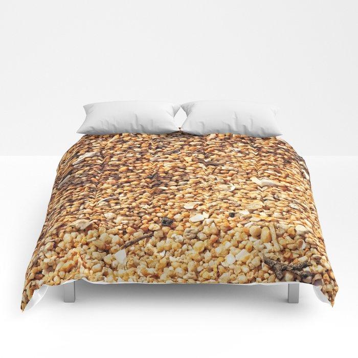 True grit - coarse sand Comforters