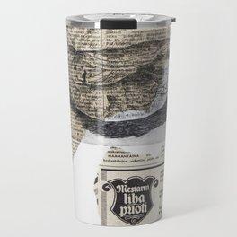 collage Travel Mug