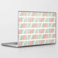 geo Laptop & iPad Skins featuring Geo by Cass Carosello
