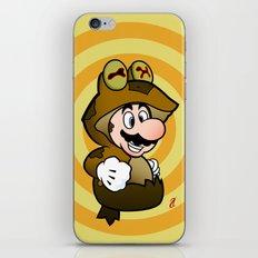 All Glory to the Mario Bros! iPhone & iPod Skin