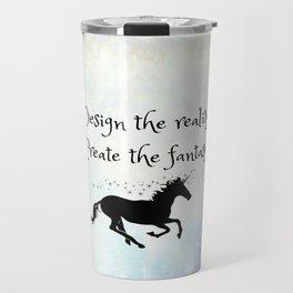 Fantasy Creation Travel Mug