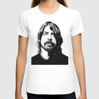 dave grohl T-shirts featuring DAVE... by mabuna