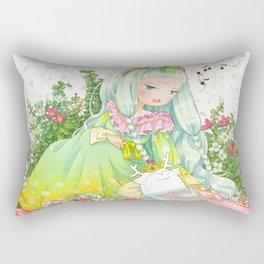 Blissful Sleep Rectangular Pillow