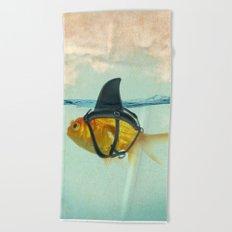 Brilliant Disguise Beach Towel
