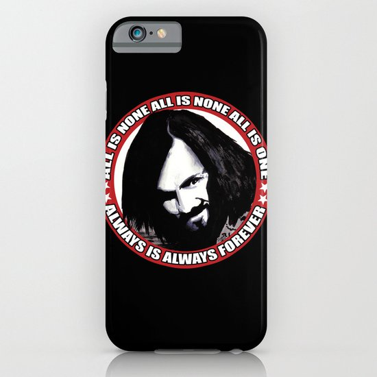 Always Is Always Forever iPhone & iPod Case