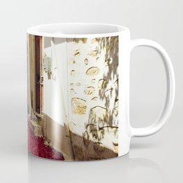 Streets of Greece Coffee Mug
