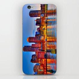 Boston Harbor iPhone Skin