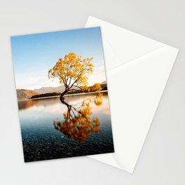 Single Mangrove Tree Shot Stationery Cards