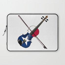 Texas Fiddle Laptop Sleeve