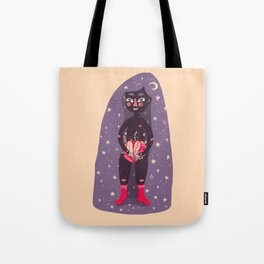 embrace feminism Tote Bag