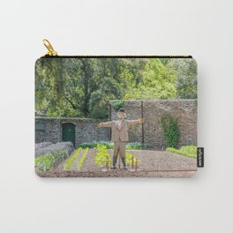 The Lost Gardens of Heligan - Diggory the Scarecrow on Guard Carry-All Pouch