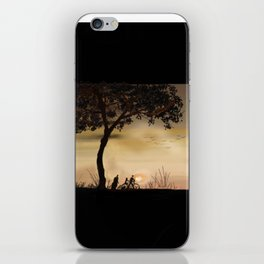 63- Kerala Sunset and landscape iPhone Skin
