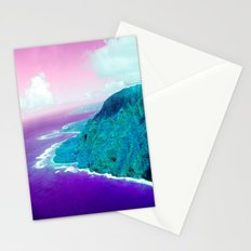 Island in the sun Stationery Cards