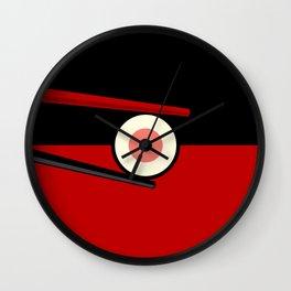 Sushi Flavor Wall Clock