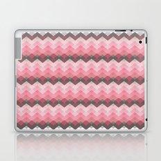 Pink  Chevron  Laptop & iPad Skin