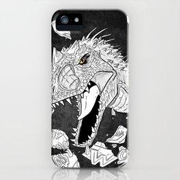 Indominus Rex iPhone Case