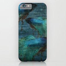 Blue Beta Test iPhone 6s Slim Case