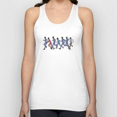 Away Mission: Enterprise Unisex Tank Top